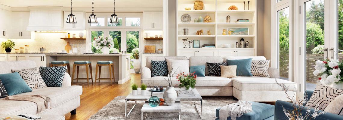 Aménagement d'intérieure maison