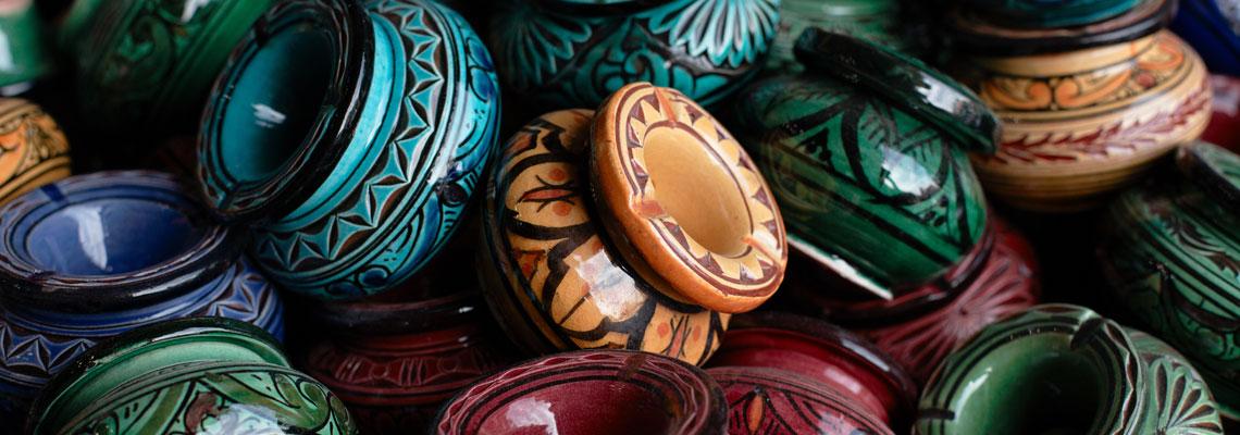 Cendriers marocains
