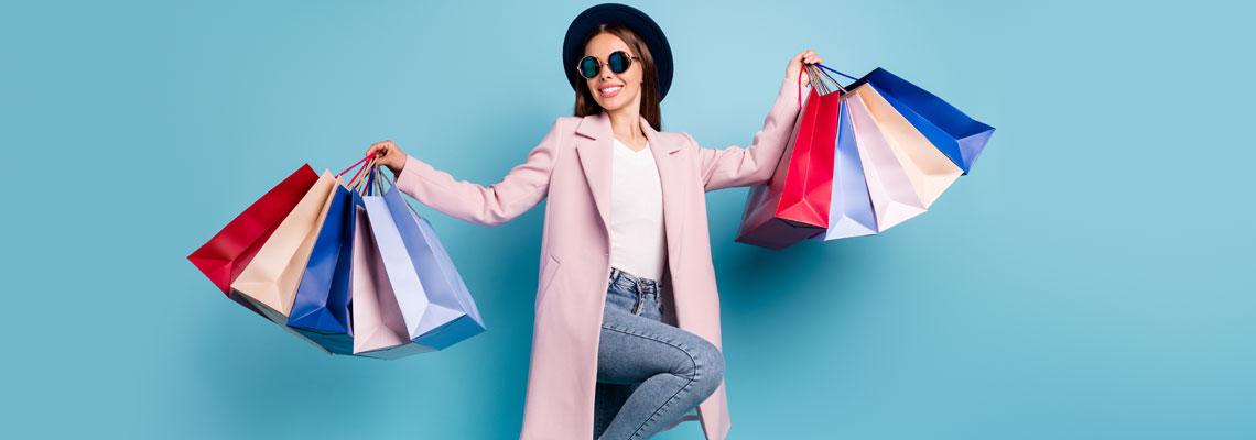 Shopping à Nice